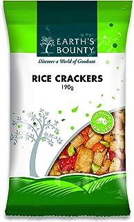 Earth's Bounty Rice Crackers 190 g
