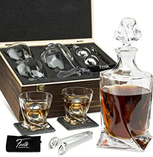 Best engraved whisky decanter set Reviews