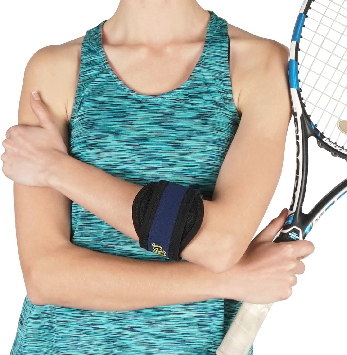 Soles Tennis and Golfer Online limited product Elbow Strap Ranking TOP7 One SLS509 Brace 1. Size