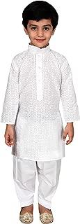 Boys Indian Cotton Sherwani Kurta Churidar Salwar Kameez for Bollywood party 845