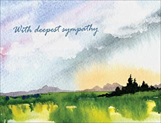 blue mountain sympathy cards