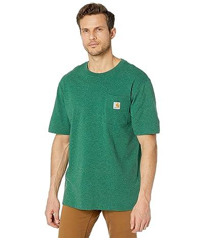 Carhartt Workwear Pocket S/S Tee K87 (North Woods Heather) Men
