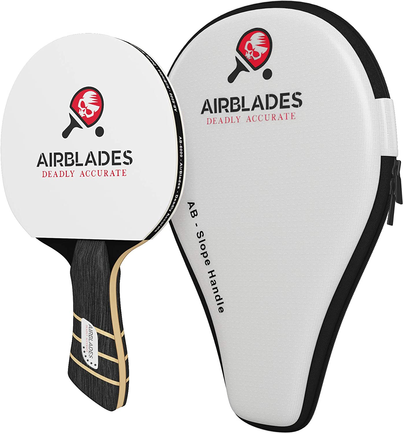 Oklahoma City Mall Professional Ping Pong Paddle with Hard Carry Pro T Case Table Sale