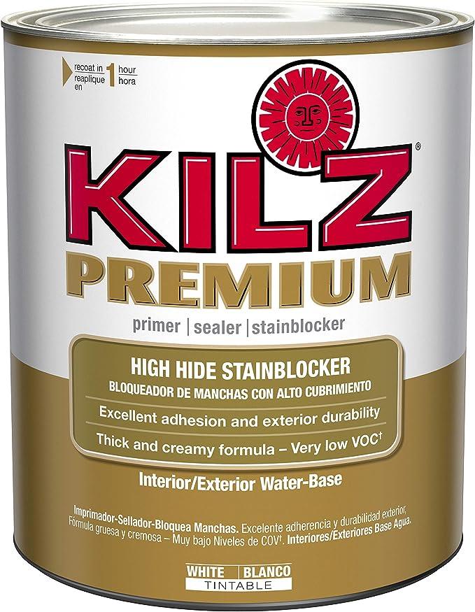 KILZ Premium High Hide Stain Blocking Primer