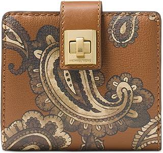 8bdf1d9ef3e1 MICHAEL Michael Kors Studio Paisley Natalie Medium Wallet  148 Luggage