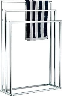 Best free standing chrome towel rail Reviews