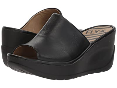 FLY LONDON JAMB864FLY (Black Mousse) Women