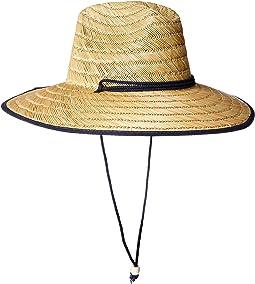 Men's Raffia Straw Sun Hat