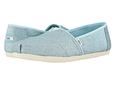 TOMS Alpargata (Light Blue) Women