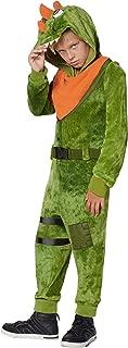 Boys Fortnite Plush Rex Costume | Officially Licensed