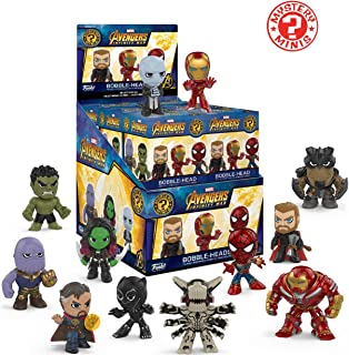 Funko Marvel Avengers: Infinity War Mystery Mini Blind Box Display (Case of 12)