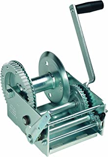 Fulton T3700 0101 Two-Speed Trailer Winch - 3700 Lbs. Load Capacity