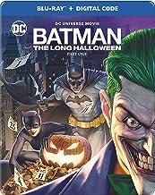 Batman: Long Halloween (Blu-ray/Digital/Steelbook)