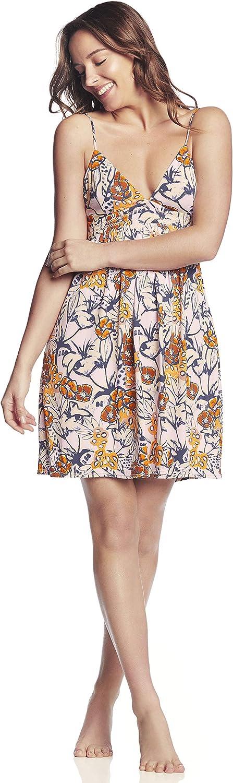Maaji Women's Weekend Memories Printed Short Dress Cover Up