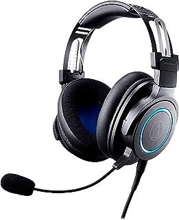 Audio-Technica ATH-G1 - Auriculares de Diadema para PS4, Xbox One, Ordenadores portátiles y PC, con conexión por Cable de ...
