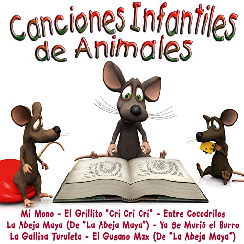 Canciones Infantiles de Animales by Various artists on Amazon Music - Amazon.com
