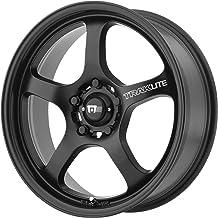 "Motegi Racing MR131 Traklite Satin Black Wheel (17x8""/5x114.3mm, +40mm offset)"