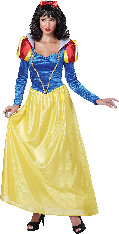 Snow White Womens Costume Size M