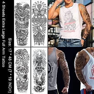 Best mechanical sleeve tattoo Reviews