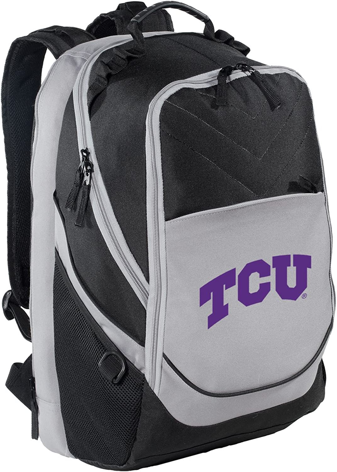 Texas Christian University Backpack TCU Laptop Computer Bag