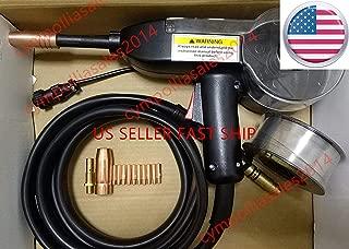 US SELLER 10' MIG Spool gun replace Magnum PRO 100SG Spool Gun fit LINCOLN Power mig 140MP/180Dual/210MP/215XT/216 Aluminum welding (ETA: 2-8 work days)