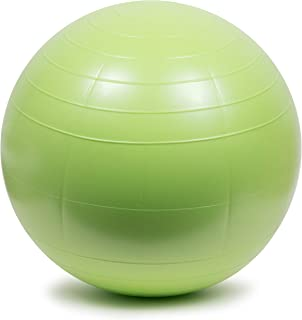 OPTP Soft Movement Ball - 12 Inch Exercise Ball for Pilates, Yoga, Core Stability and Physical Therapy - LE9401