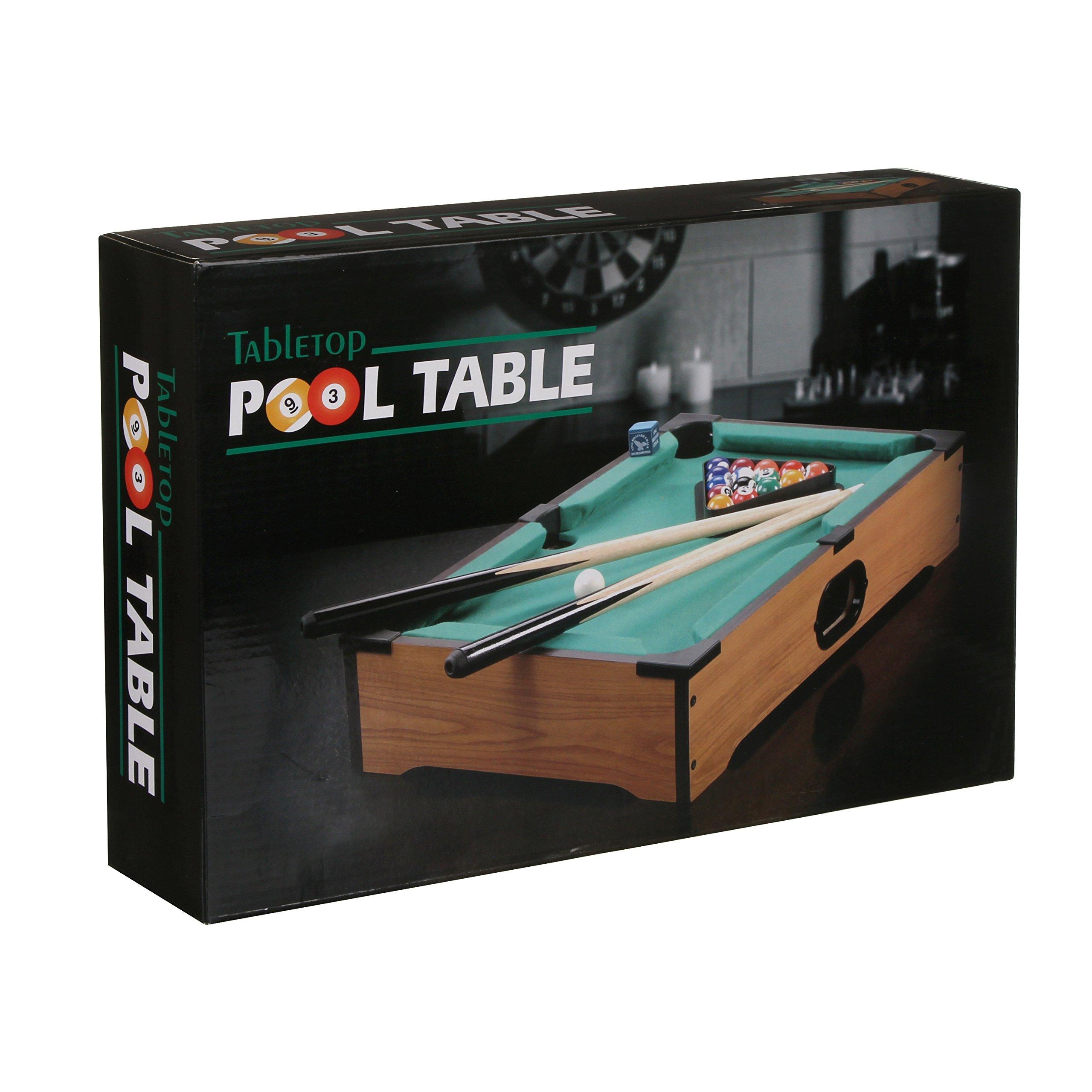 De mesa Mesa de billar juego: Amazon.es: Deportes y aire libre