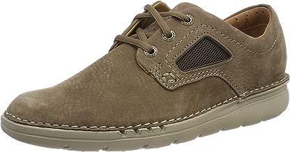 Clarks Unnature Plain, Zapatos de Cordones Derby para Hombre
