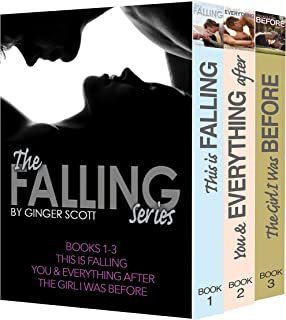 The Falling Series Boxed Set, Books #1-3