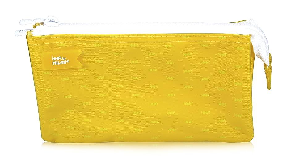 Milan Look Pencil Case, 22 cm, lemon tree (Yellow) - 081133LKY