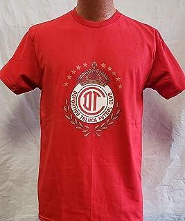 New Club Deportivo Toluca Soccer Shirt Size M