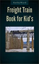 Freight Train Book for Kids With Railroad Signals