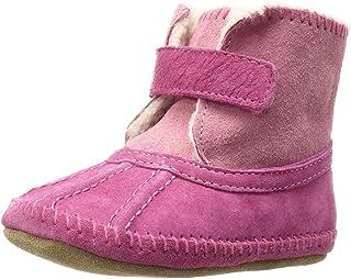 Robeez Baby-Girls Galway Cozy Bootie - K Galway Cozy Bootie