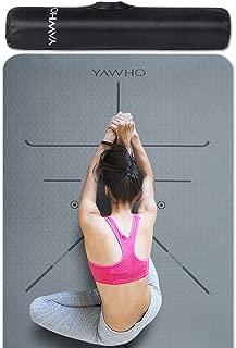 Best 5mm thick yoga mat Reviews