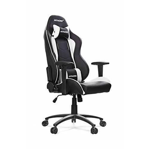 Romatlink Video Gaming Chair Racing Office-PU Leather High Back Ergonomic 155 Degree Adjustable Swivel