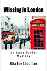 Missing in London (Anna Davies Mystery Series Book 3) Kindle Edition