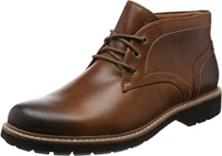 Clarks Batcombe Lo, Bottes Chelsea Homme