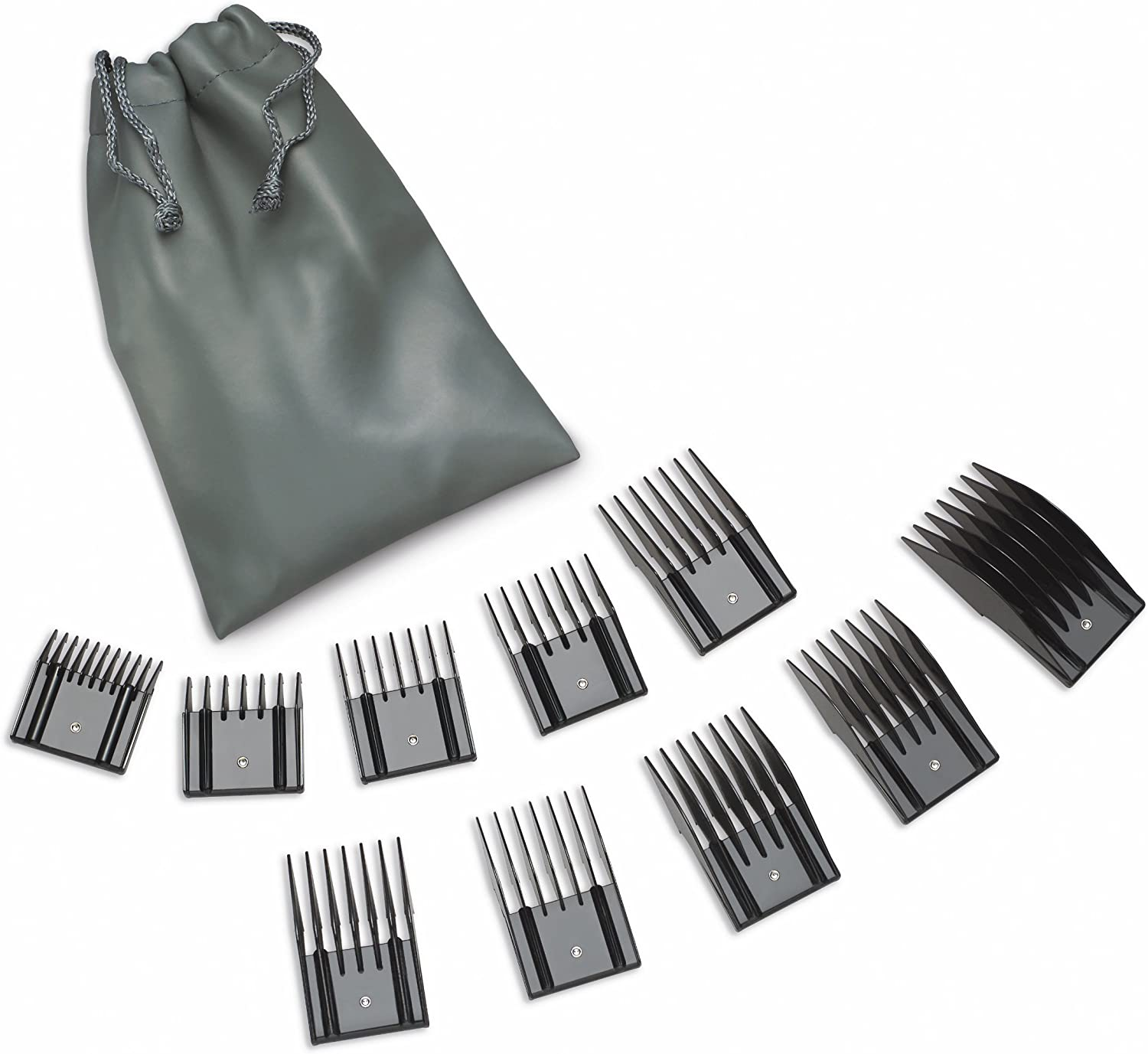 Oster 078900600000 Professional Care 10Piece Universal Comb Set
