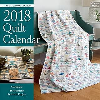 Best 2018 quilt calendar Reviews
