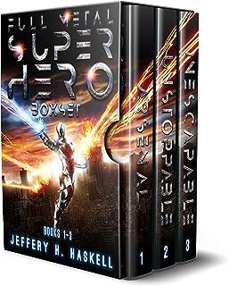 Full Metal Superhero Box Set: Books 1-3 (Full Metal Superhero Omnibus Book 1)