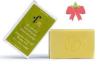 family. nostalgia | オールナチュラル手作りオリーブオイル石鹸 | オリーブオイル&海塩 all natural handmade olive oil soap (organic)