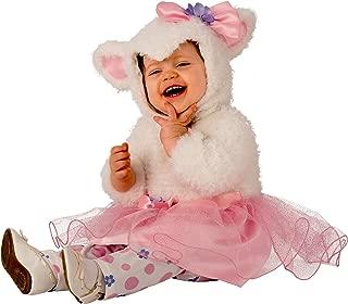 Rubies Little Lamb Girls Infant Tutu Costume