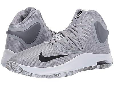 Nike Air Versitile IV (Wolf Grey/Black/White/Cool Grey) Men