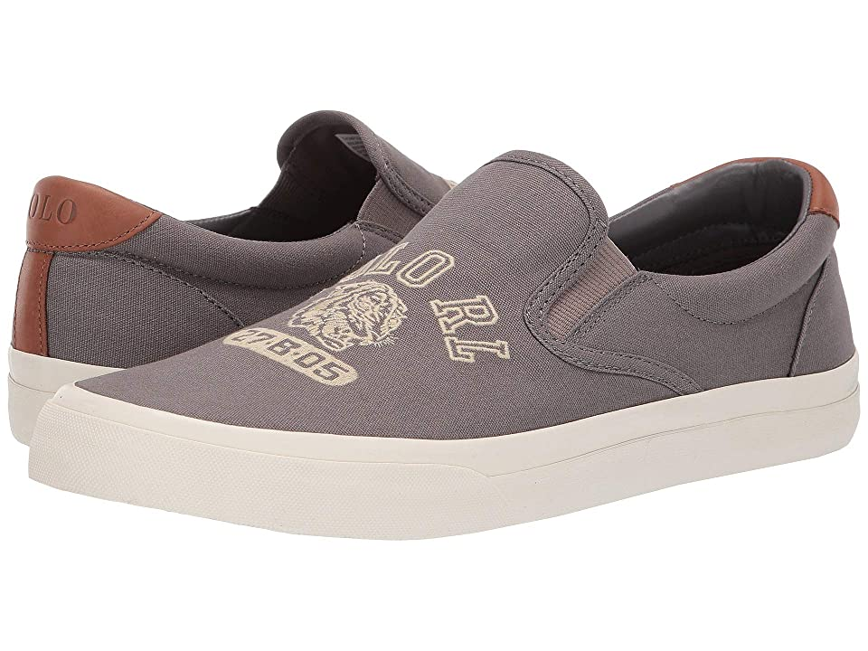 Polo Ralph Lauren Thompson P Vulcanized Sneakers (Grey) Men