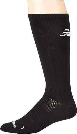 Flat Knit Running Crew Sock 1-Pair Pack