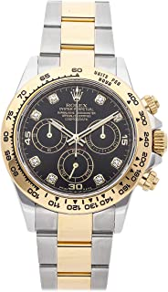 Rolex Daytona Mechanical (Automatic) Black Dial Mens Watch 116503 (Certified Pre-Owned)
