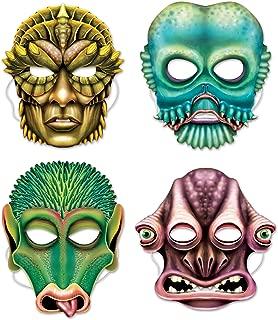 Beistle Alien Masks