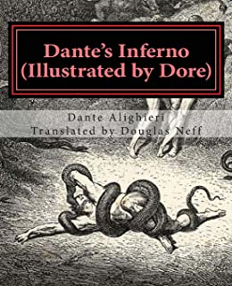 Dante's Inferno (Illustrated by Dore): Modern English Version
