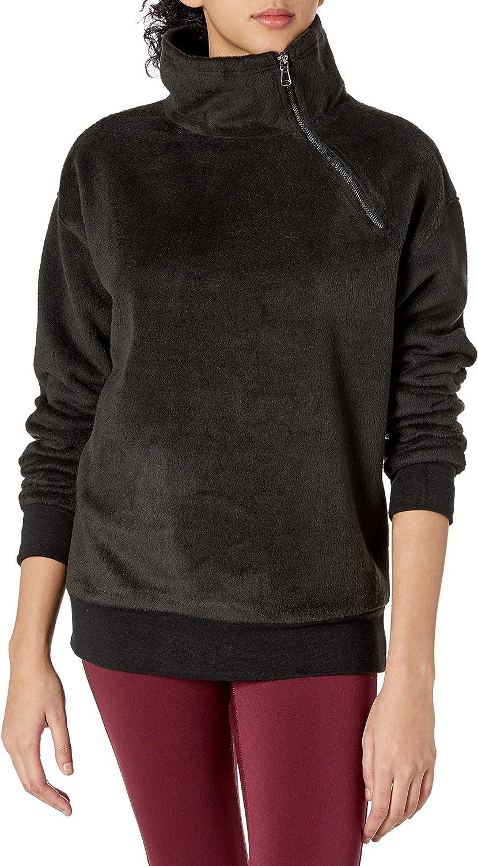 Betsey Johnson Women's Funnel Neck Pullover