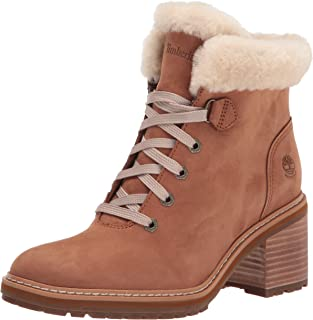 Timberland Women's Sienna High Waterproof Mid Hiker Fashion Boot
